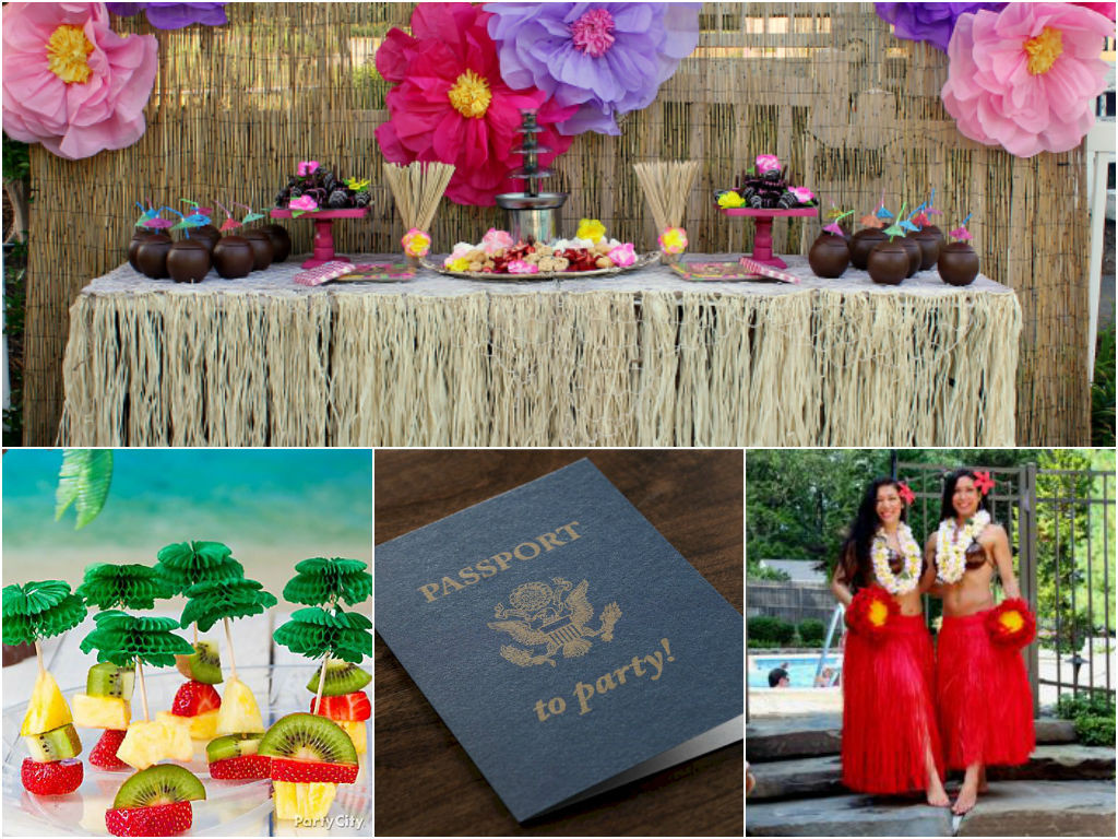 Best ideas about Spring Party Ideas For Adults . Save or Pin 4 Spring Party Ideas Now.