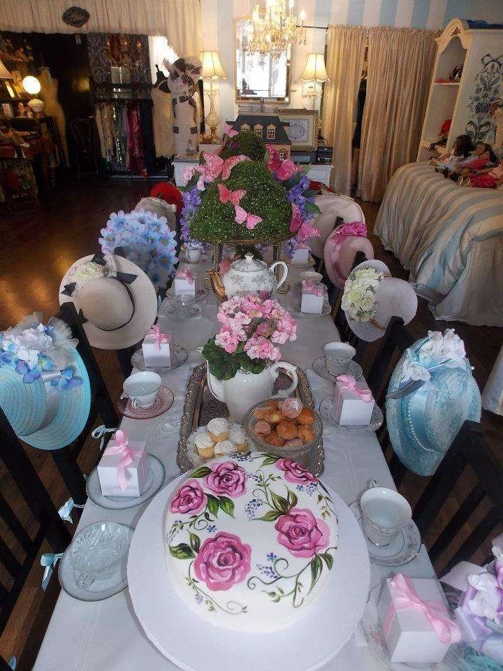 Best ideas about Spring Party Ideas For Adults . Save or Pin 17 Best ideas about Tea Party Table on Pinterest Now.