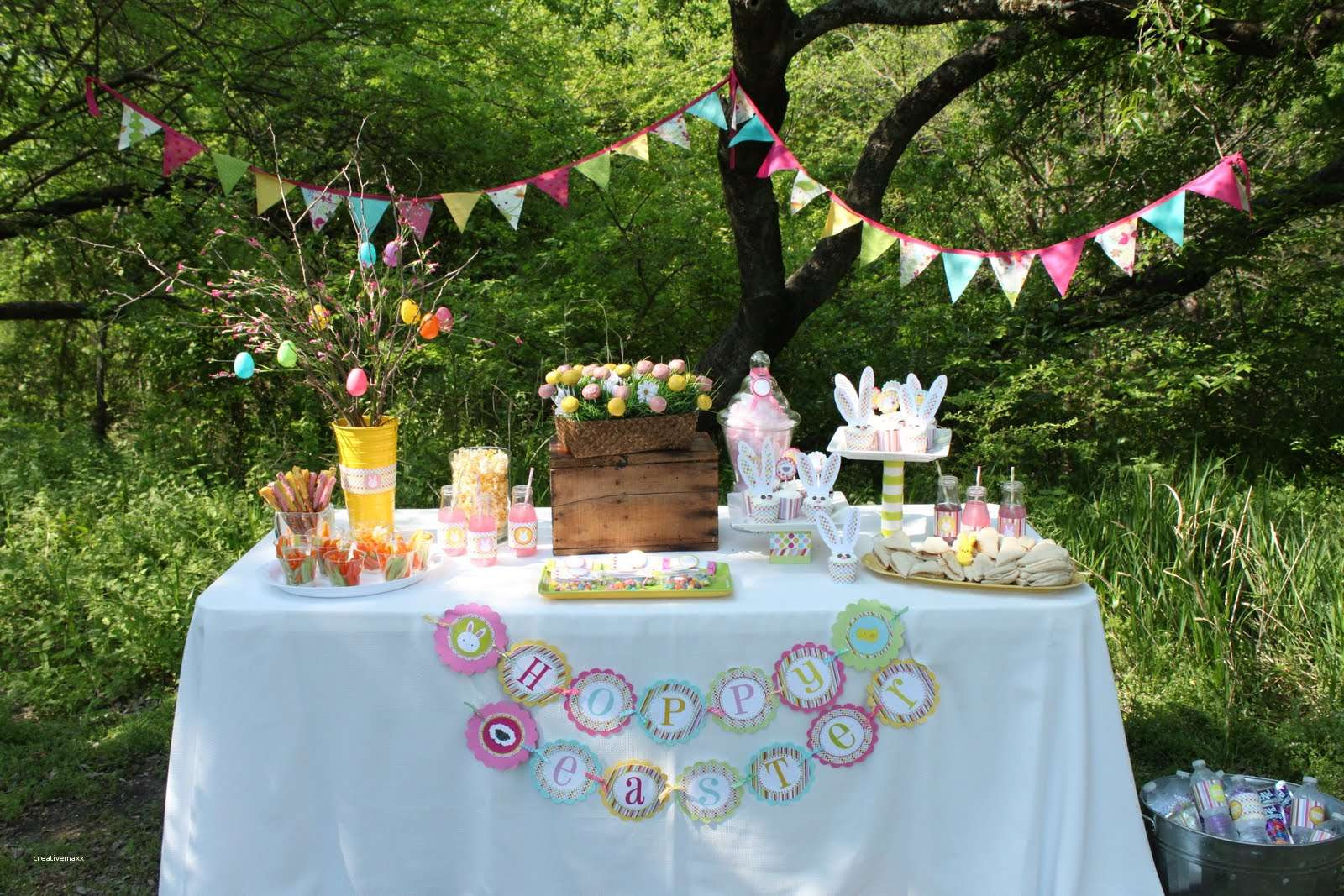 Best ideas about Spring Party Ideas For Adults . Save or Pin Easter party ideas for adults awesome easter egg hunt Now.