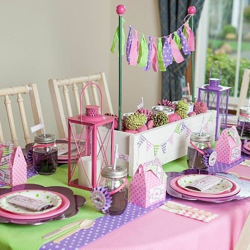 Best ideas about Spring Party Ideas For Adults . Save or Pin 35 Ultimate DIY Table Ideas For A Birthday Party Now.