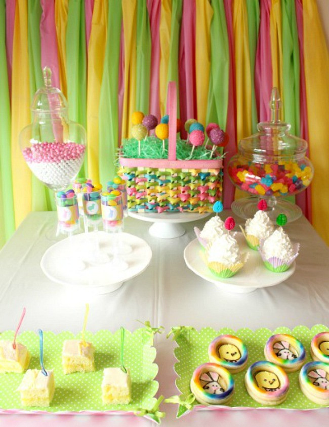 Best ideas about Spring Party Ideas For Adults . Save or Pin Easter Activities Free Printables Party Ideas Recipes Now.