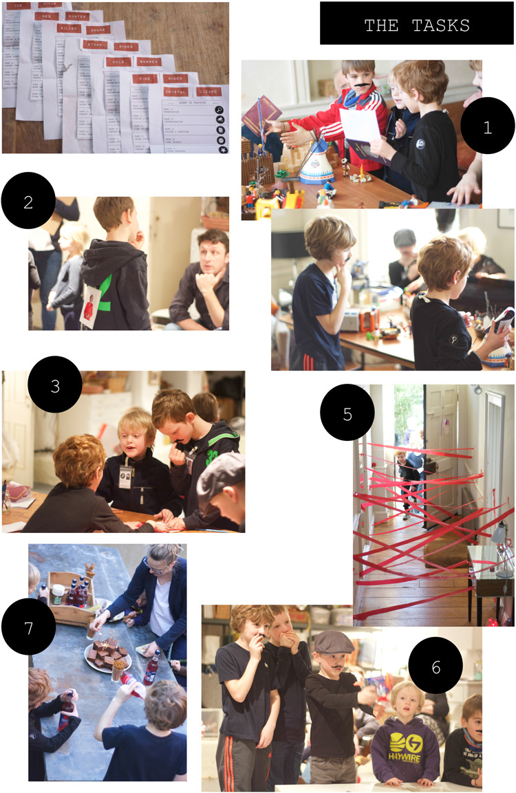 Best ideas about Spy Birthday Party . Save or Pin A Spy Birthday Party for an 8 Year Old Babyccino Kids Now.