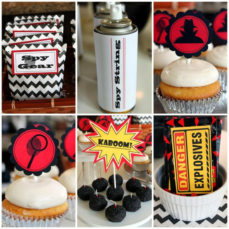 Best ideas about Spy Birthday Party . Save or Pin 25 Best Ideas about Spy Birthday Parties on Pinterest Now.
