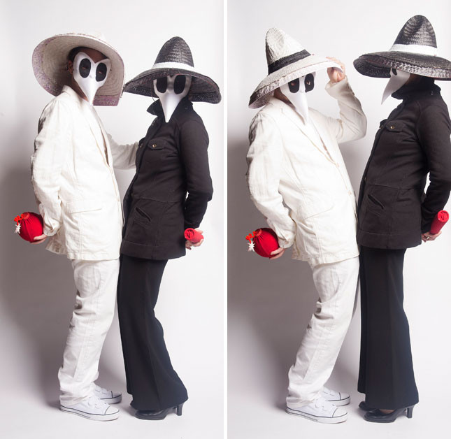 Best ideas about Spy Costume DIY . Save or Pin 25 Genius DIY Couples Costumes Now.