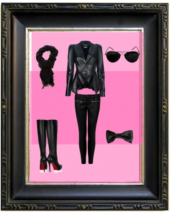 Best ideas about Spy Costume DIY . Save or Pin spy outfit for a girl created by mmthomp on Polyvore Now.