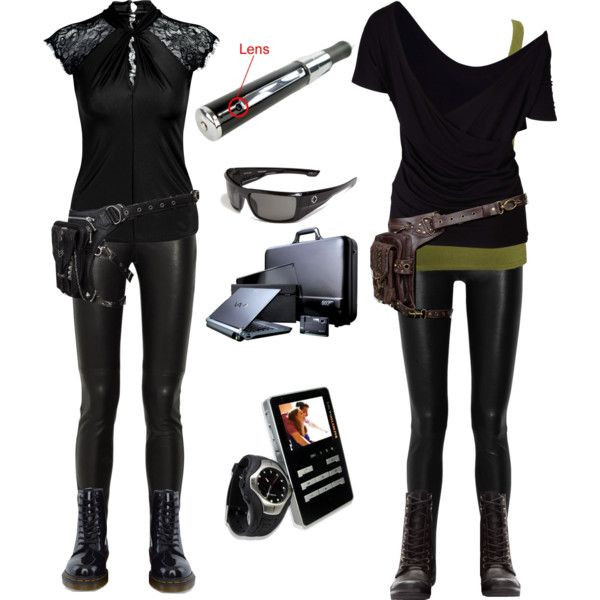 Best ideas about Spy Costume DIY . Save or Pin 8 best spy outfit images on Pinterest Now.