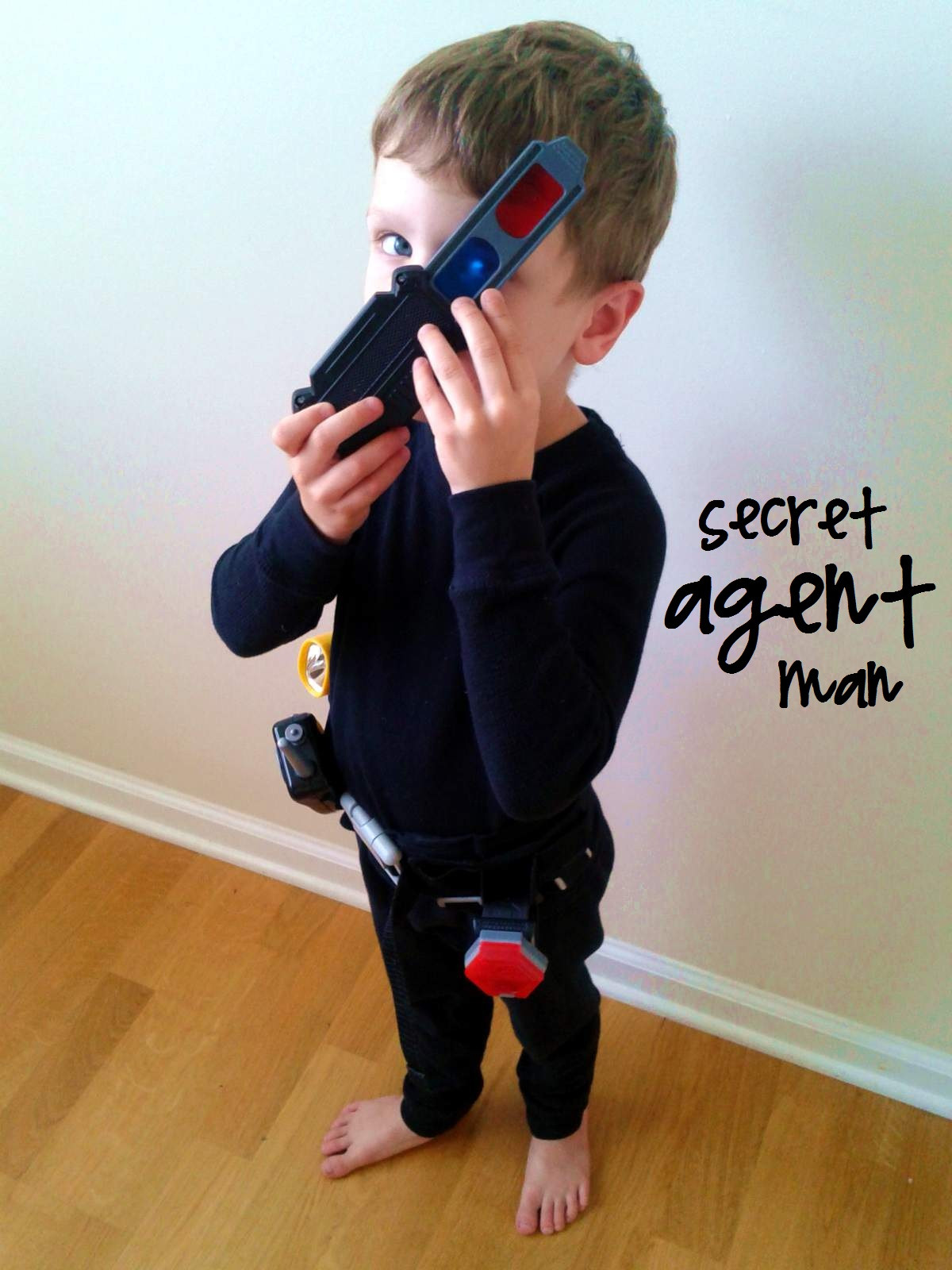Best ideas about Spy Costume DIY . Save or Pin Six DIY Easy Cheap & fantastic  Boy Costumes Now.