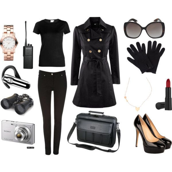 Best ideas about Spy Costume DIY . Save or Pin Best 25 Spy outfit ideas on Pinterest Now.