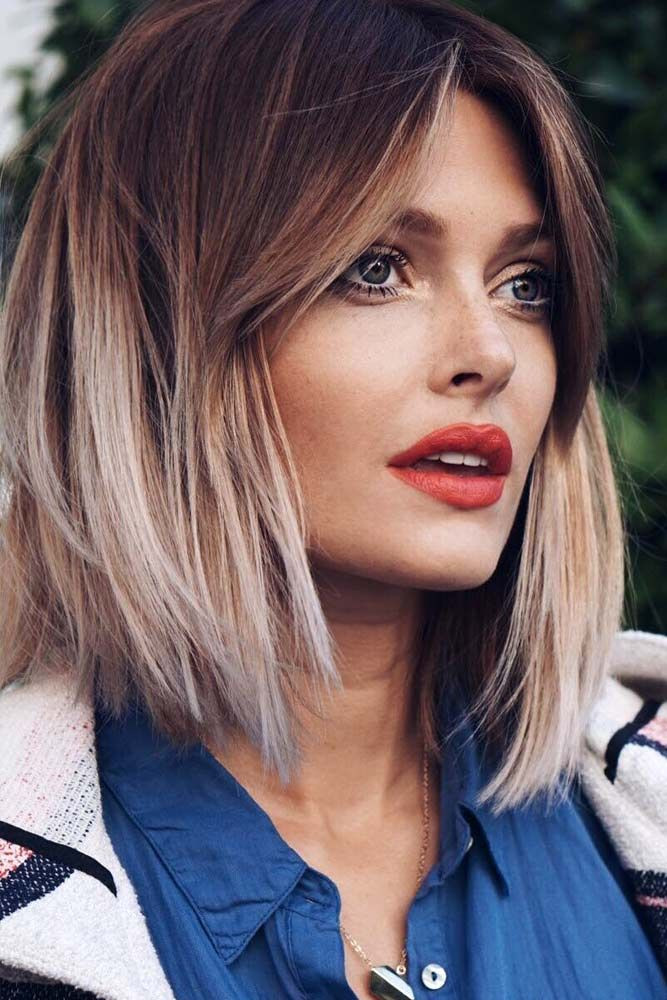 Best ideas about Square Face Haircuts Female . Save or Pin 17 y Hairstyles for Square Faces Hair Now.