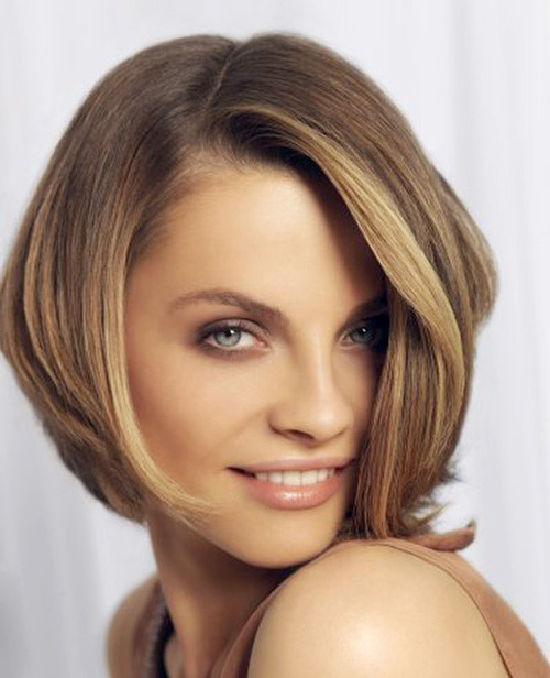 Best ideas about Square Face Haircuts Female . Save or Pin Face Shape Now.