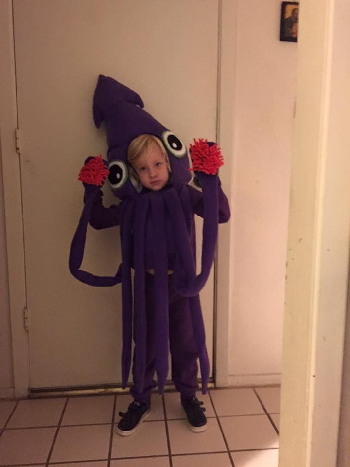 Best ideas about Squid Costume DIY . Save or Pin 17 Best ideas about Colossal Squid on Pinterest Now.