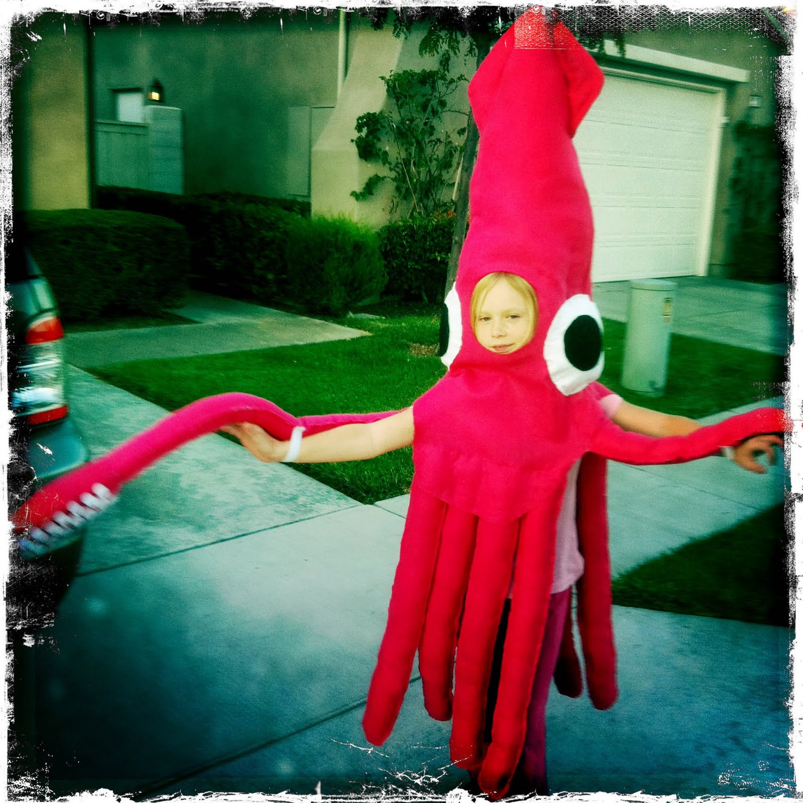 Best ideas about Squid Costume DIY . Save or Pin Where to find a non non phallic squid costume Now.