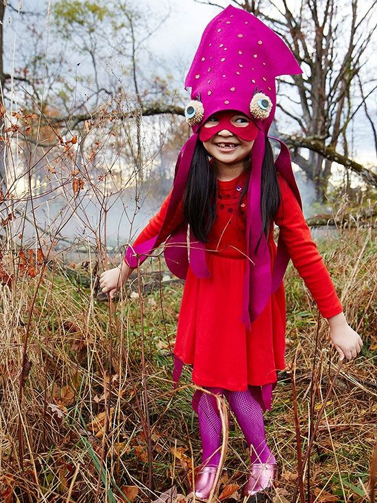 Best ideas about Squid Costume DIY . Save or Pin Squid Costume Now.