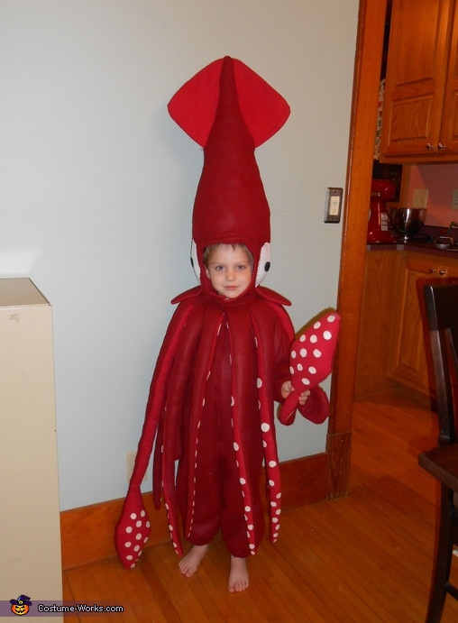 Best ideas about Squid Costume DIY . Save or Pin Architeuthis Costume Now.