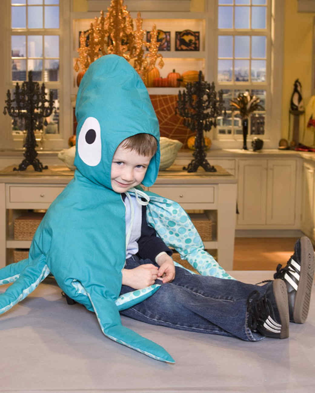 Best ideas about Squid Costume DIY . Save or Pin Octopus Costume & Video Now.