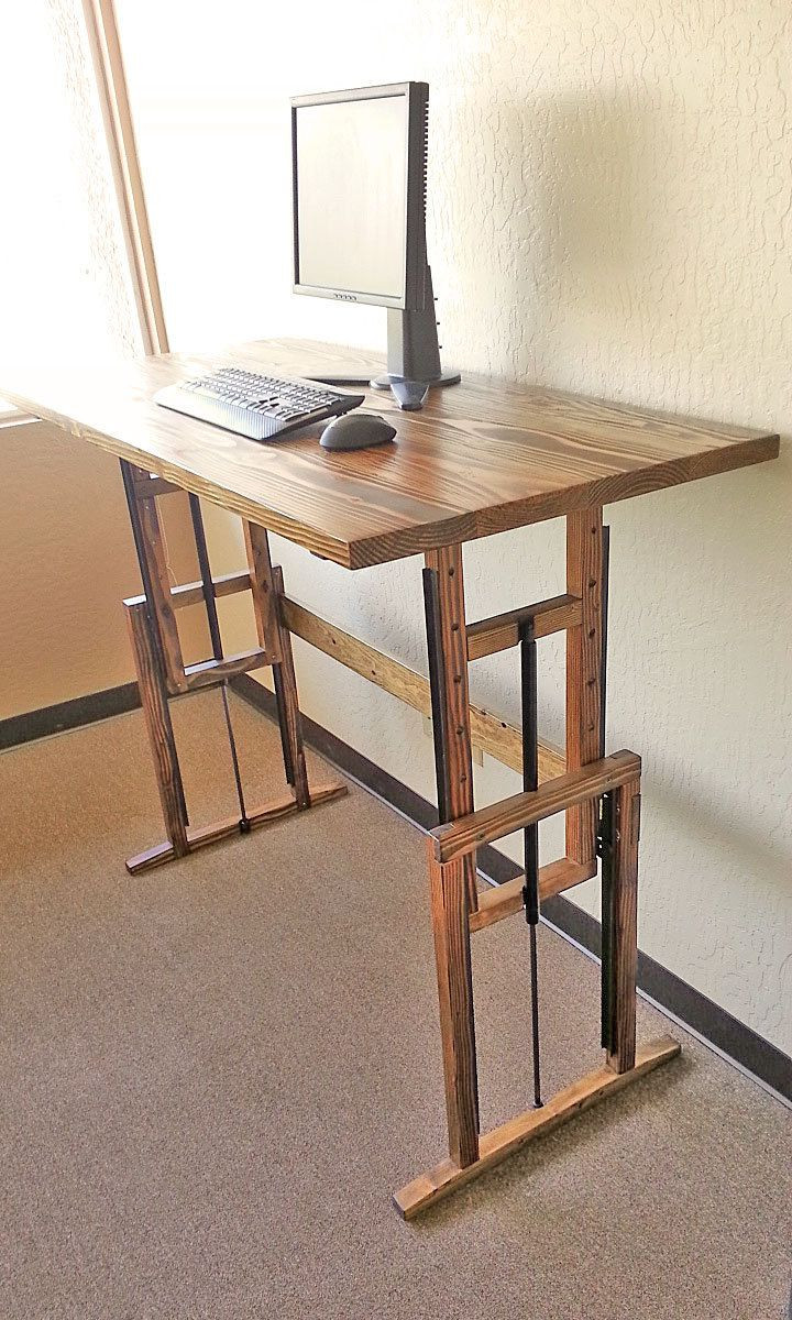 Best ideas about Standing Desks DIY . Save or Pin 38 best DIY standing desk images on Pinterest Now.