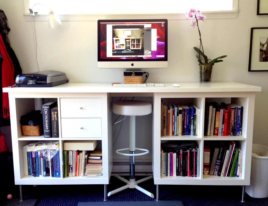 Best ideas about Standing Desks DIY . Save or Pin 8 Inexpensive DIY Standing Desks You Can Make Yourself Now.