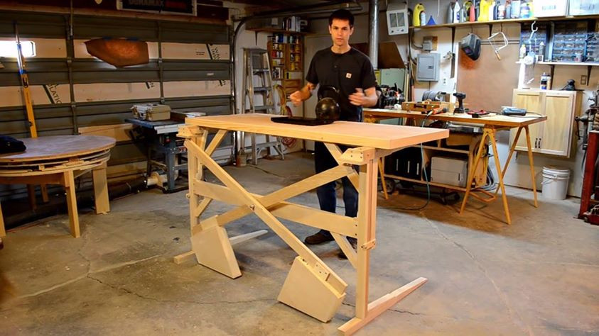 Best ideas about Standing Desks DIY . Save or Pin 6 DIY Standing Desks You Can Build Too NotSitting Now.