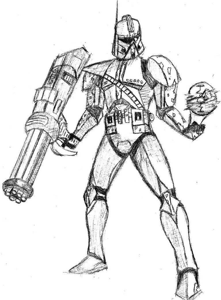 Best ideas about Star Wars Clone Wars Coloring Pages . Save or Pin Free Coloring Pages Captain Rex Coloring Home Now.