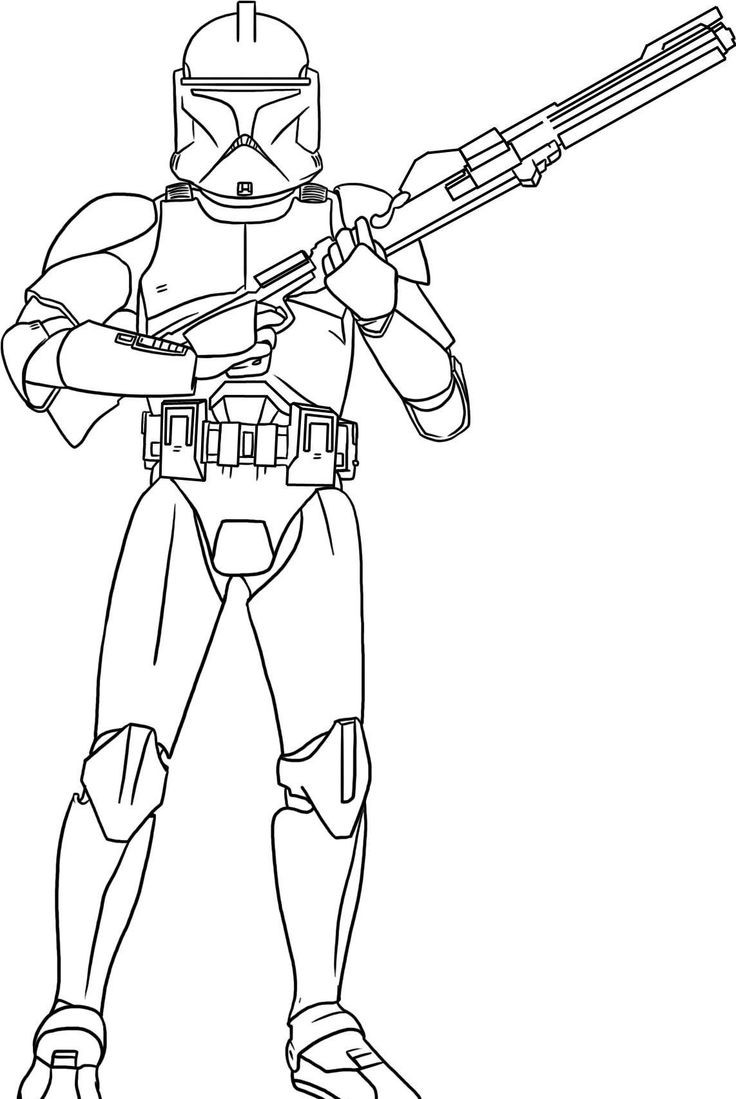 Best ideas about Star Wars Clone Wars Coloring Pages . Save or Pin e The Sol rs Star Wars Coloring Pages Now.