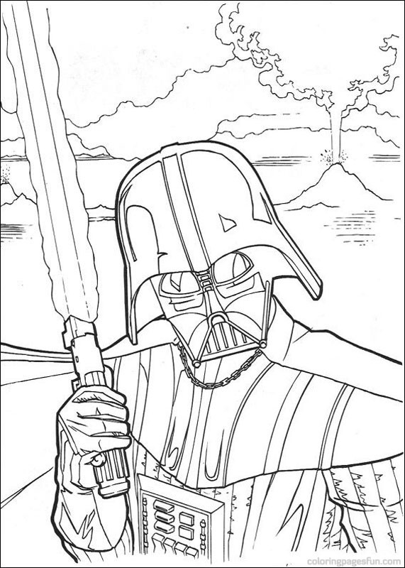Best ideas about Star Wars Clone Wars Coloring Pages . Save or Pin Star Wars Coloring Pages 2018 Dr Odd Now.