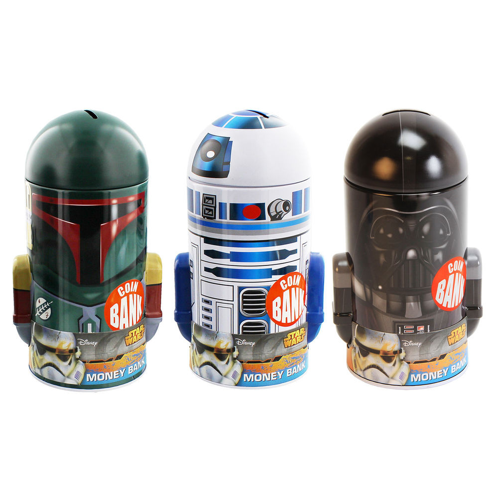 Best ideas about Star Wars Gift Ideas For Him . Save or Pin Star Wars Money Boxes Birthday Gift Ideas for Him & Her Now.