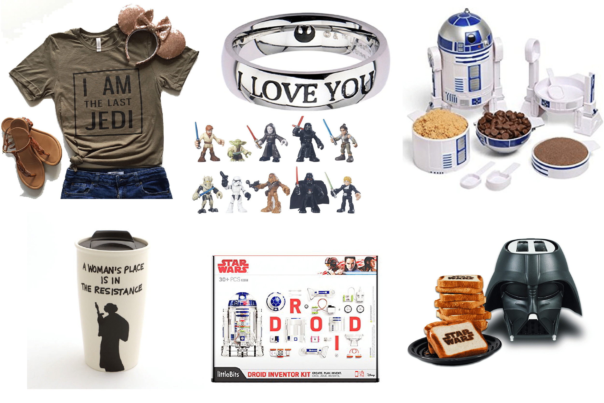 Best ideas about Star Wars Gift Ideas For Him . Save or Pin 24 Star Wars Gifts that Every Star Wars Fan Wants This Year Now.