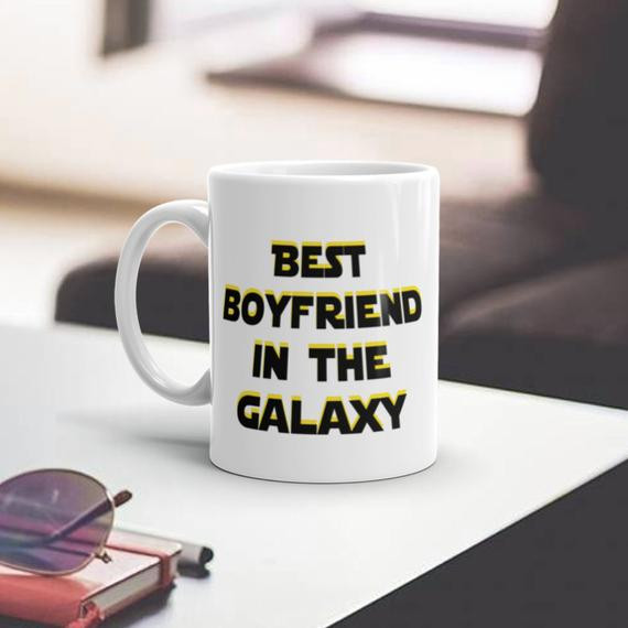 Best ideas about Star Wars Gift Ideas For Him . Save or Pin Gift for Him Star Wars Mug Funny Mug Best by JoyfulFox on Etsy Now.