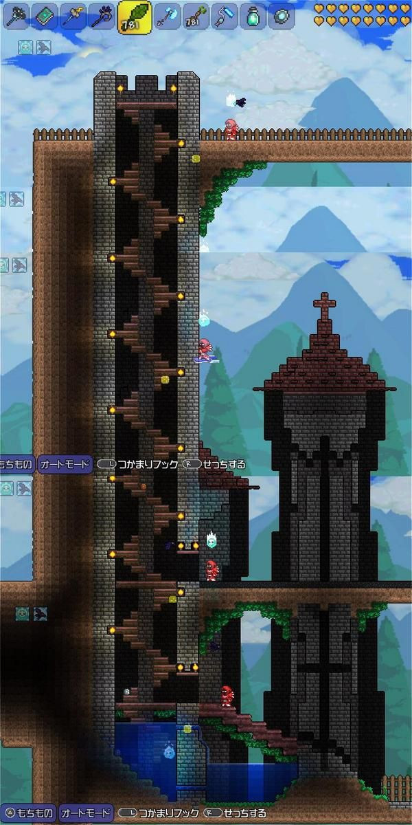 Best ideas about Starbound Spiral Staircase . Save or Pin 65 best Terraria images on Pinterest Now.
