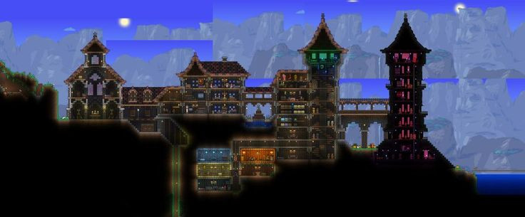 Best ideas about Starbound Spiral Staircase . Save or Pin Terraria Terraria Pinterest Now.
