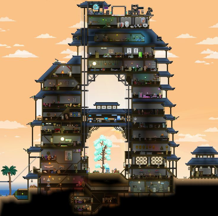 Best ideas about Starbound Spiral Staircase . Save or Pin 142 best Terraria and Starbound images on Pinterest Now.