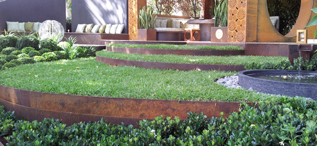 Best ideas about Steel Landscape Edging . Save or Pin Various Steel Finishes Available Now.