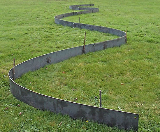 Best ideas about Steel Landscape Edging . Save or Pin EverEdge Titan galvanised steel landscape edging Now.