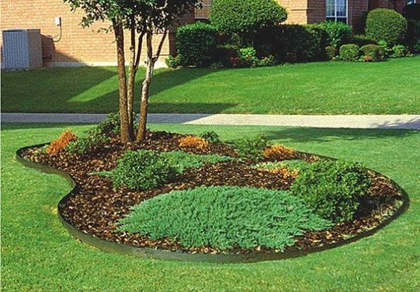 Best ideas about Steel Landscape Edging . Save or Pin Metal Edging and Its Extraordinariness Now.