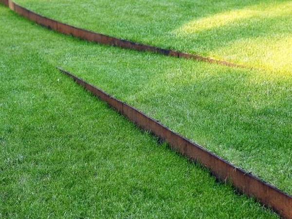 Best ideas about Steel Landscape Edging . Save or Pin Metal edging ideas – garden landscape edging advantages Now.