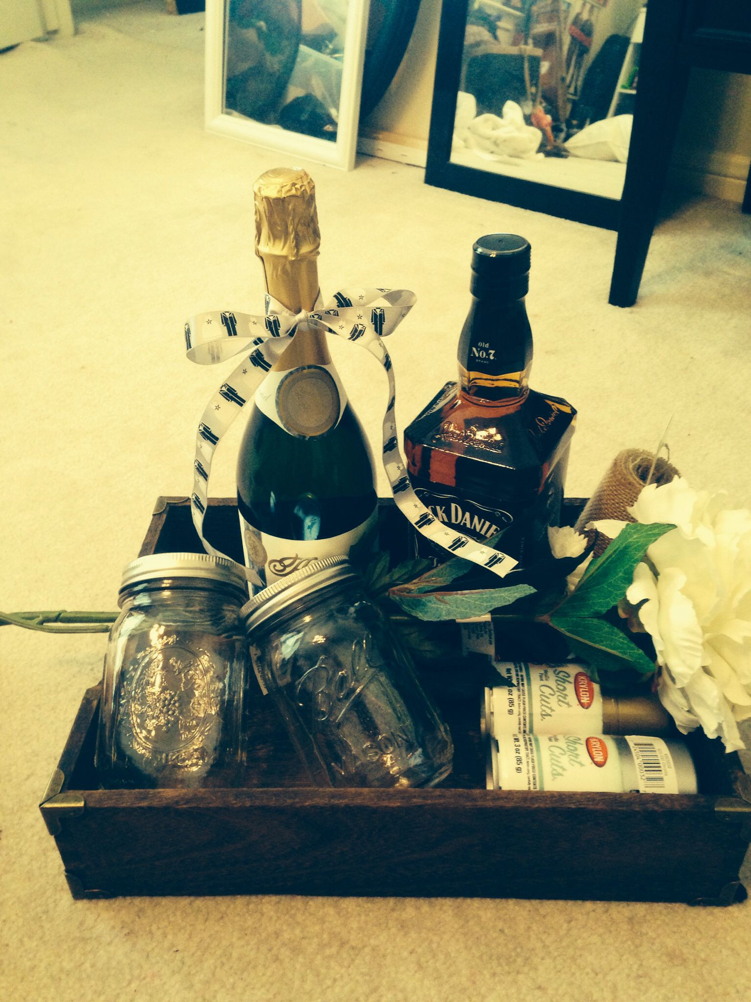 Best ideas about Stock The Bar Gift Ideas . Save or Pin Stock the bar t idea Create Pinterest Now.