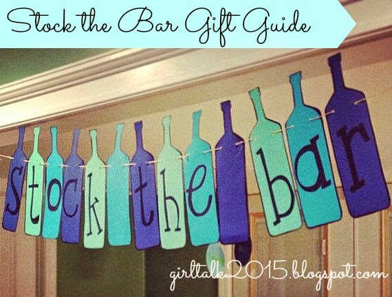 Best ideas about Stock The Bar Gift Ideas . Save or Pin Girl Talk Stock the Bar Gift Ideas Now.