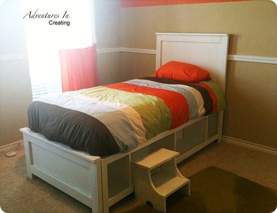Best ideas about Storage Beds DIY . Save or Pin Twin Storage Bed Diy PDF Woodworking Now.