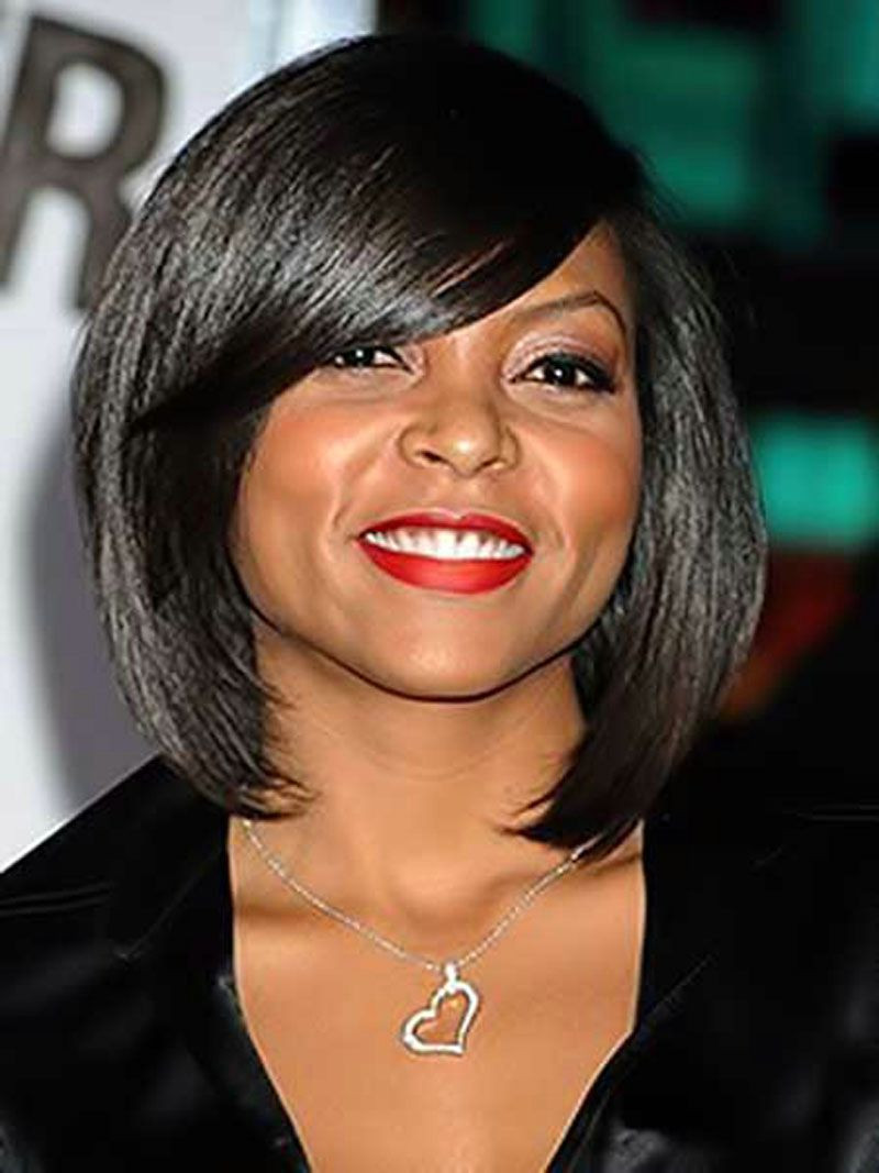 Best ideas about Straight Bob Hairstyles . Save or Pin Modest Short Hairstyles for Black Women above 50 Now.