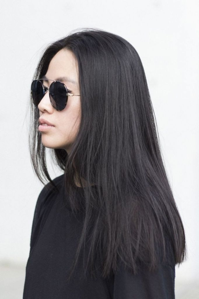 Best ideas about Straight Cut Hair . Save or Pin Best 25 Long blunt haircut ideas on Pinterest Now.