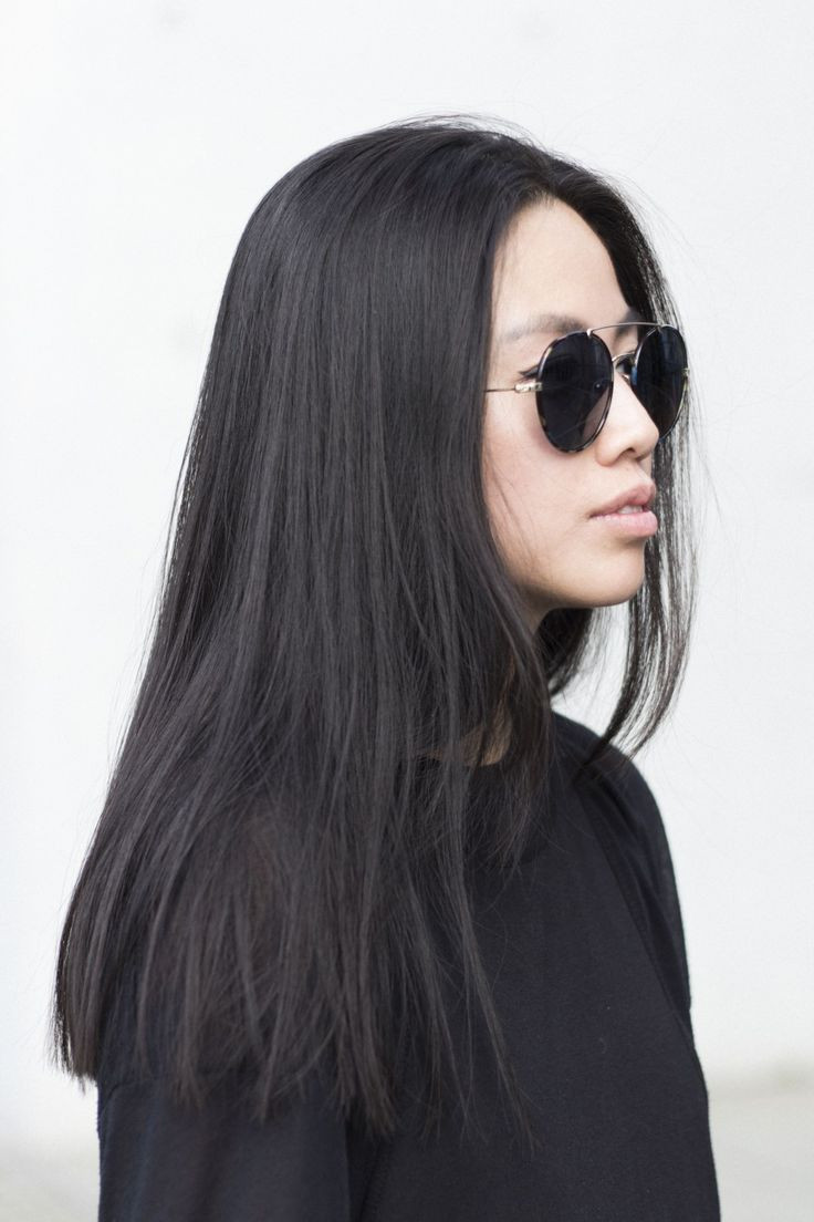 Best ideas about Straight Cut Hair . Save or Pin 25 best ideas about Long Blunt Haircut on Pinterest Now.