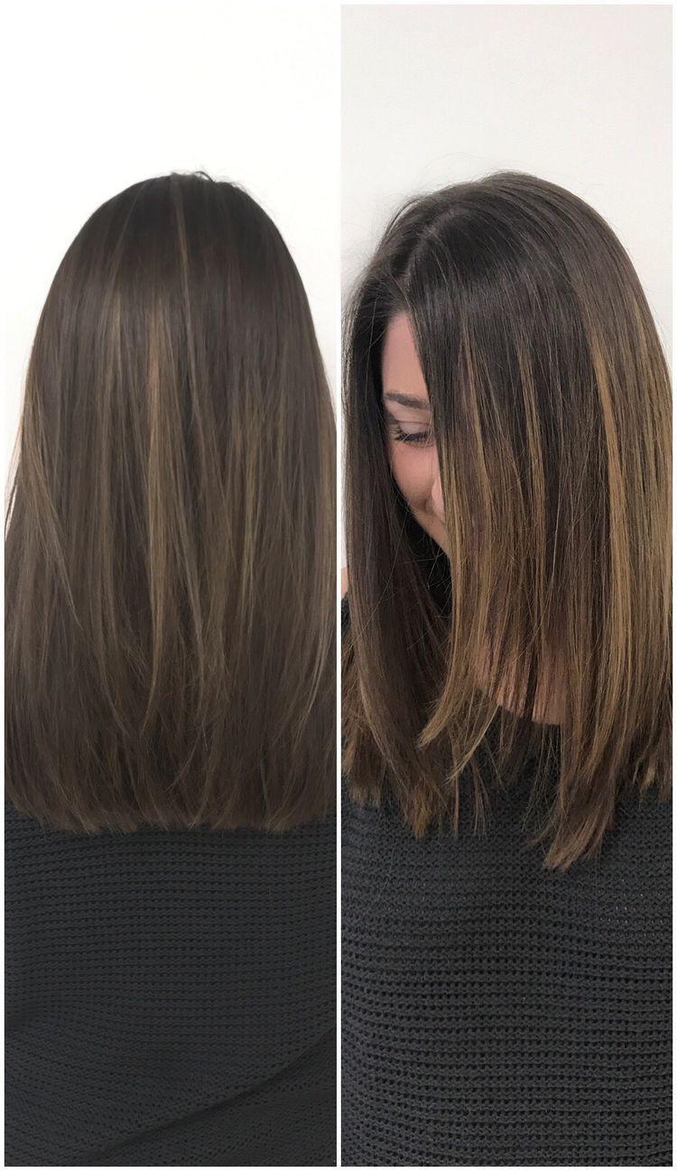 Best ideas about Straight Cut Hair . Save or Pin Hair Goal 2018 Spring Hair Now.