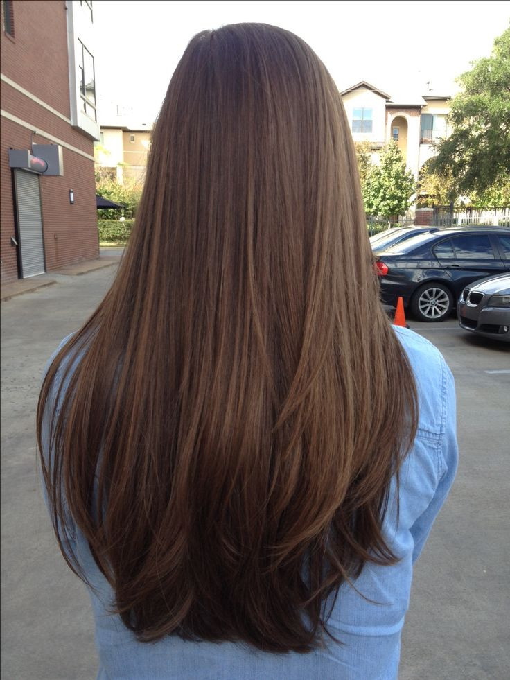 Best ideas about Straight Cut Hair . Save or Pin 25 best ideas about Long straight haircuts on Pinterest Now.