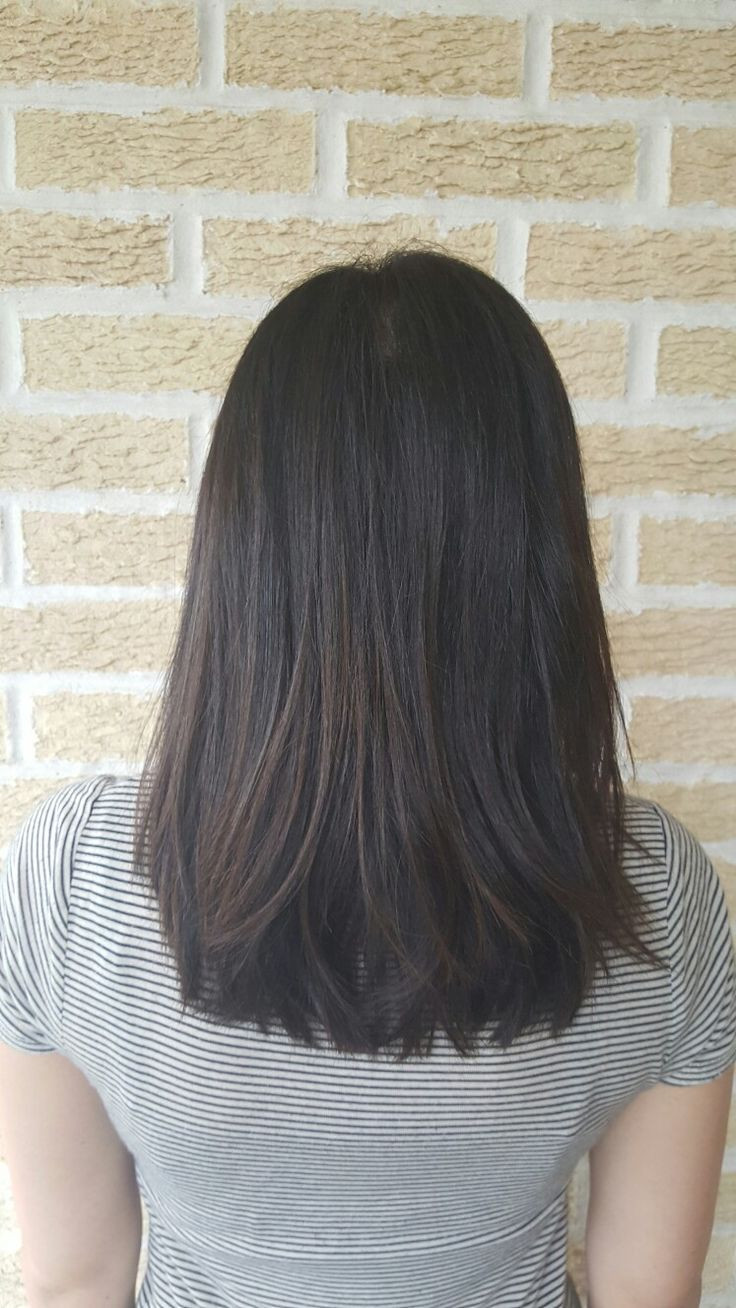 Best ideas about Straight Cut Hair . Save or Pin Best 25 Medium straight hair ideas on Pinterest Now.