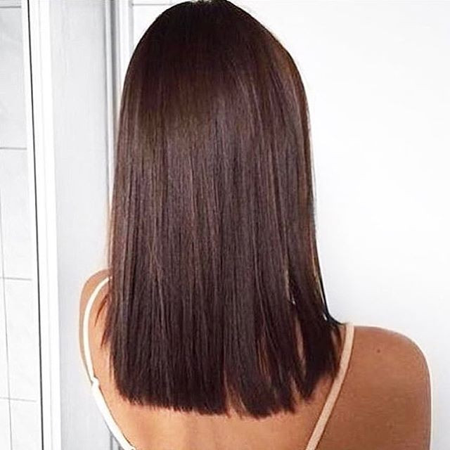 Best ideas about Straight Cut Hair . Save or Pin Best 25 Straight haircuts ideas on Pinterest Now.