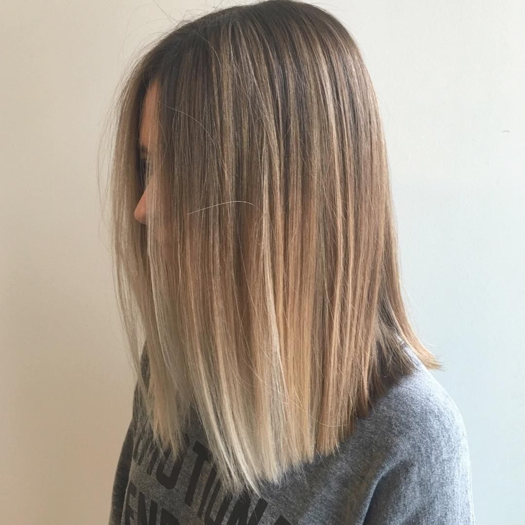 Best ideas about Straight Cut Hair . Save or Pin 25 Alluring Straight Hairstyles for 2018 Short Medium Now.