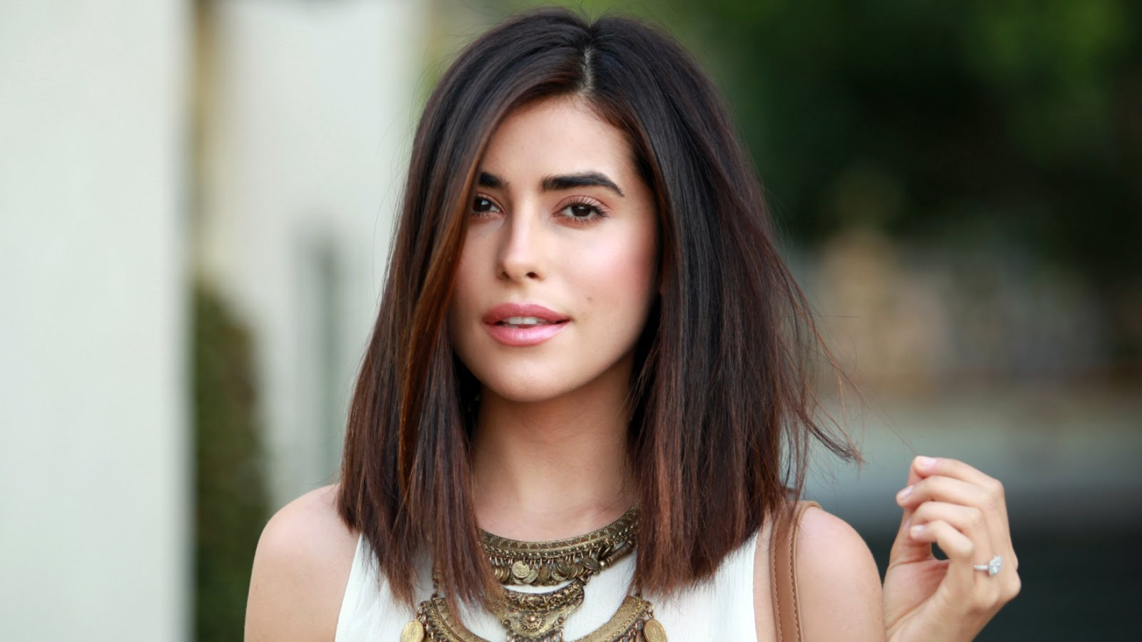 Best ideas about Straight Cut Hair . Save or Pin Trendy Lob Hairstyles You Can Have Today Now.