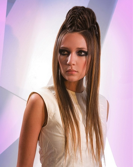 Best ideas about Straight Prom Hairstyle . Save or Pin Straight hairstyles for prom Now.