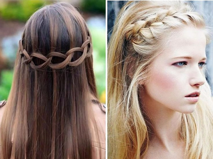 Best ideas about Straight Prom Hairstyle . Save or Pin Best 25 Straight hairstyles prom ideas on Pinterest Now.