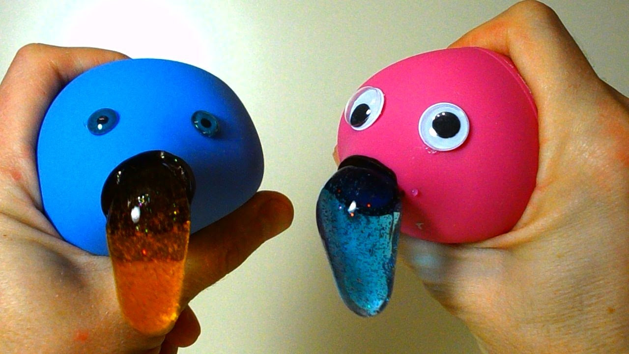 Best ideas about Stress Balls DIY . Save or Pin DIY Slime Stress Balls with enema Now.